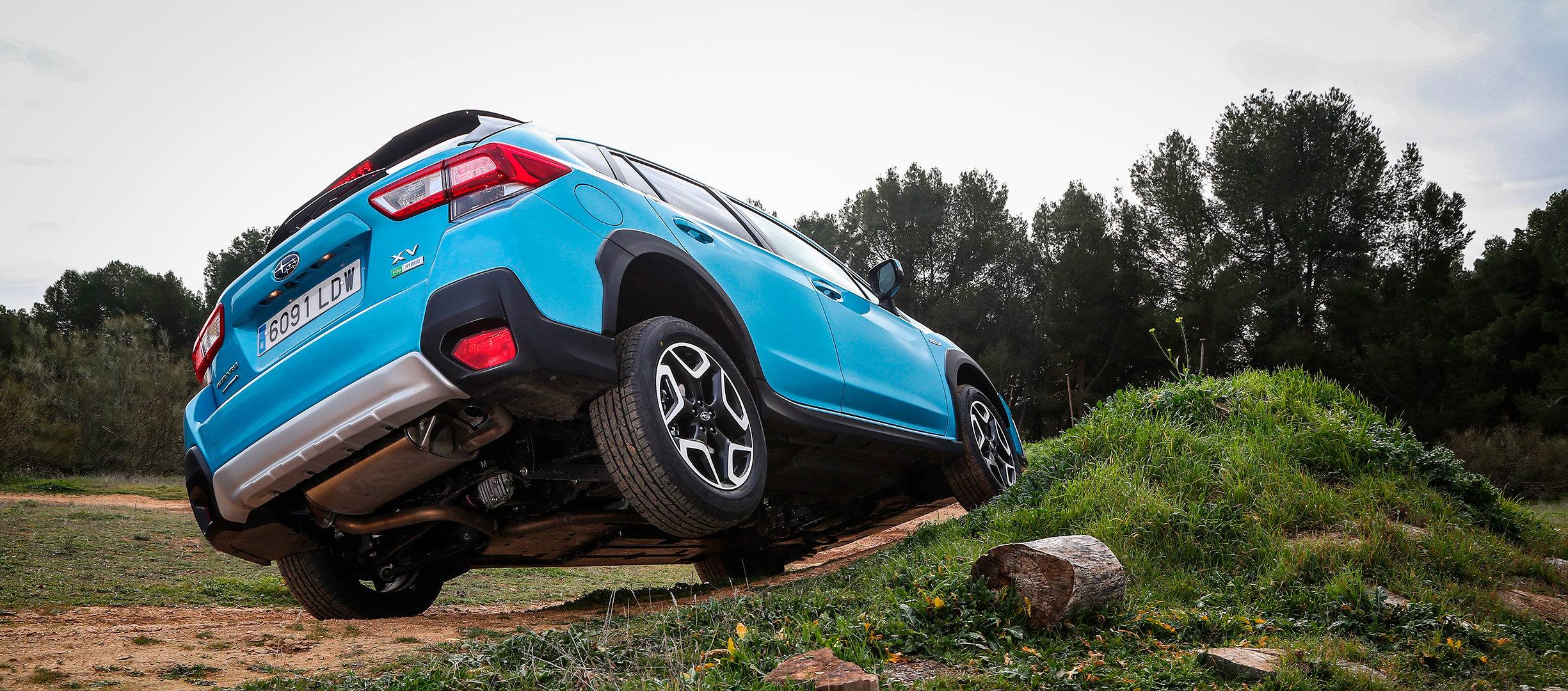 Subaru XV ECO Hybrid, tecnología e-BOXER