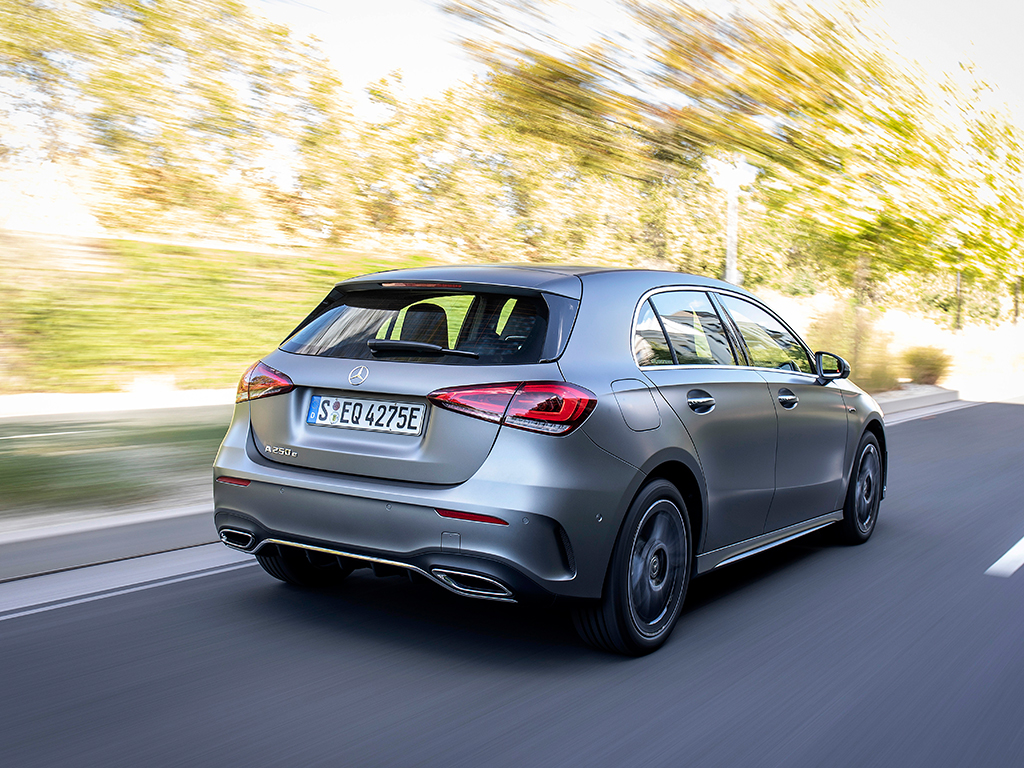 Mercedes-Benz Clase A EQ Power