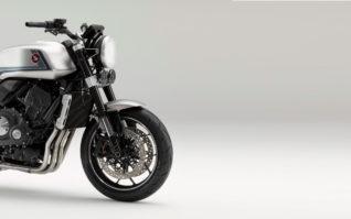 Honda CB-F Concept, presentada vía online