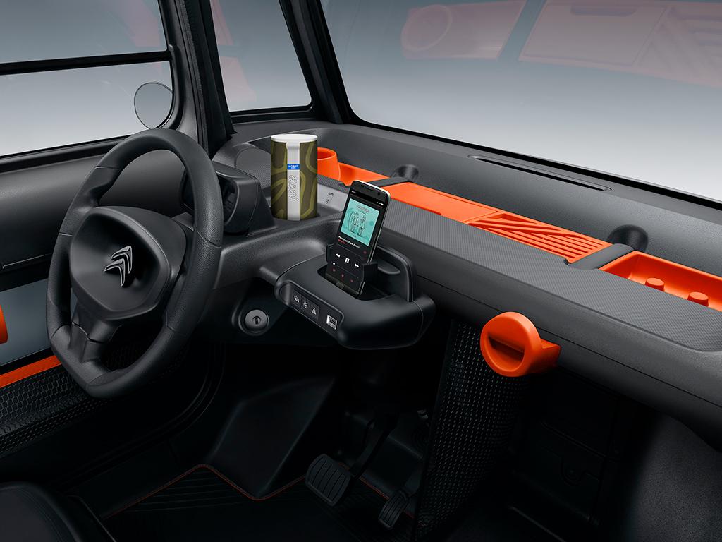 AMI, la movilidad 100% eléctrica de Citroën