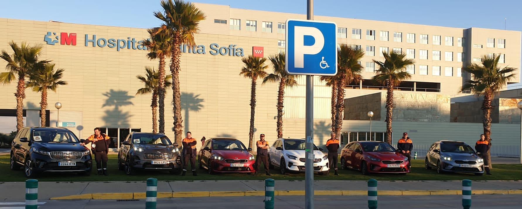 Kia Motors Iberia se une a la iniciativa #YoCedoMiCoche