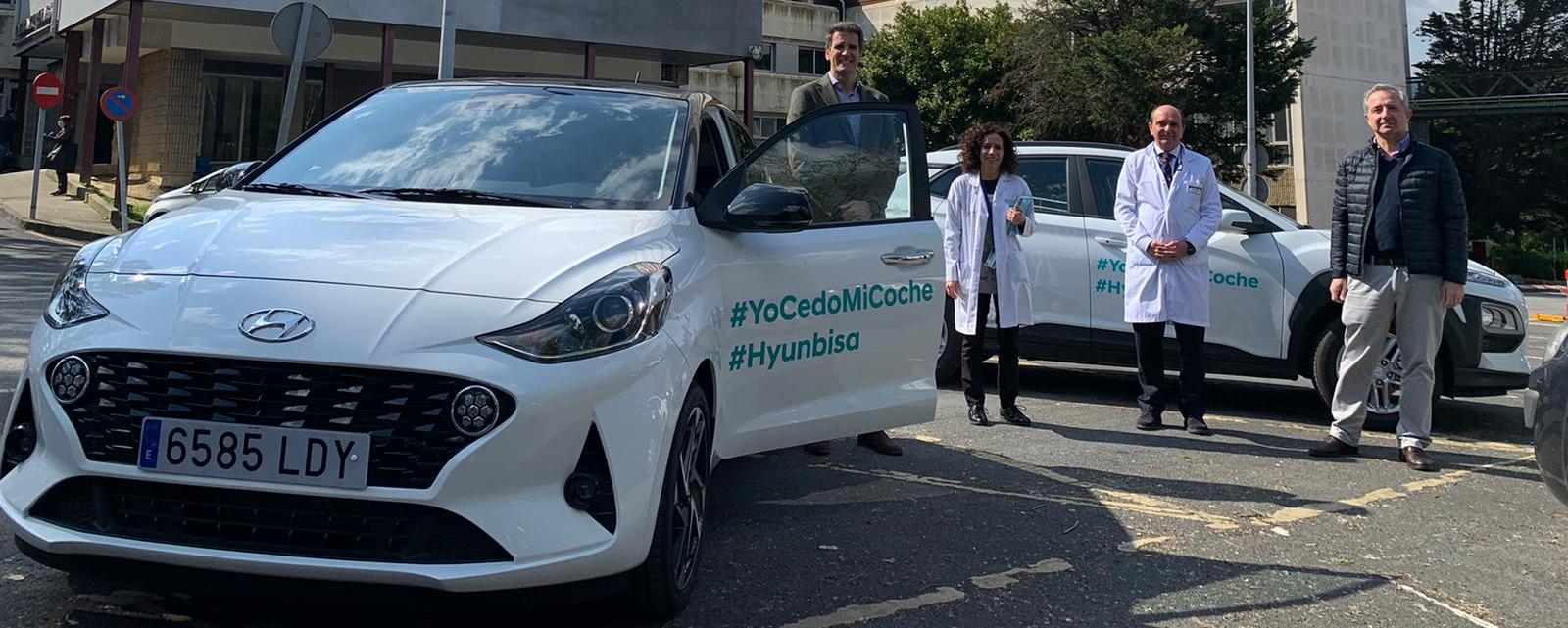 Hyundai hace extensiva la iniciativa #YoCedoMiCoche al resto de España