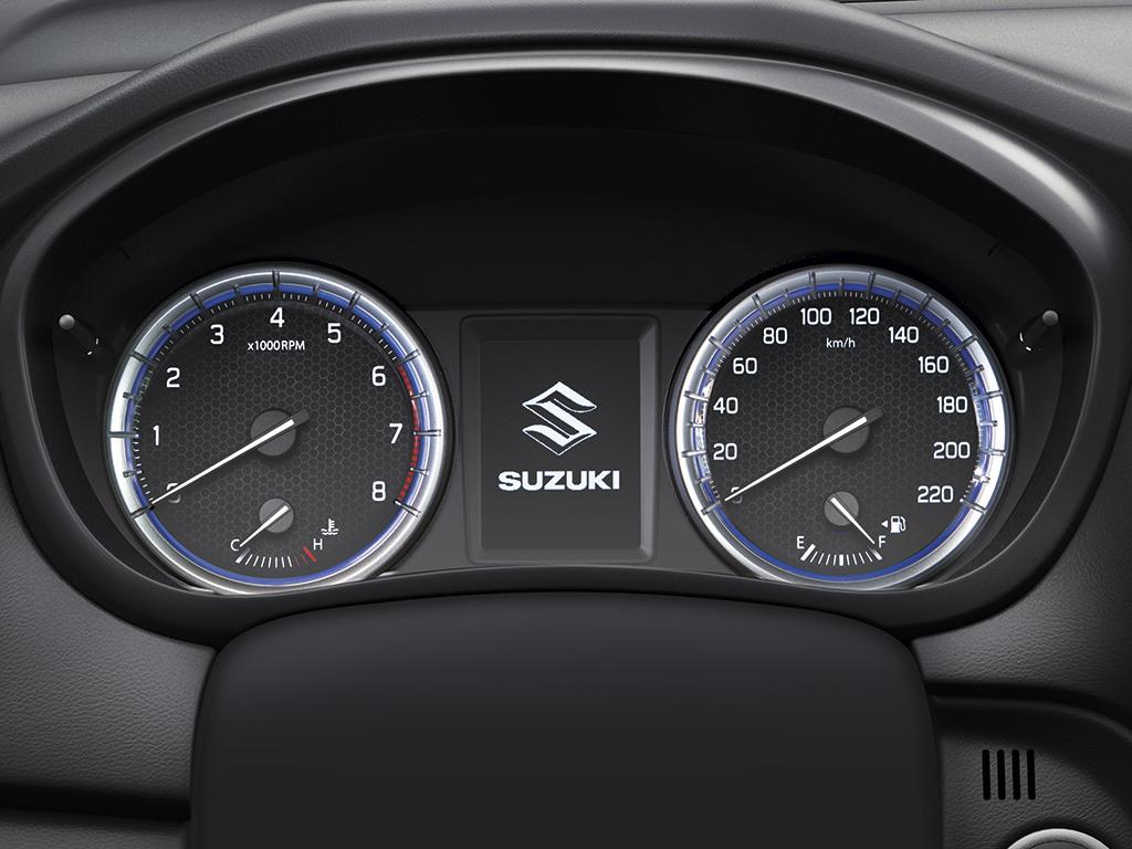 Suzuki S-Cross con sistema híbrido de 48V