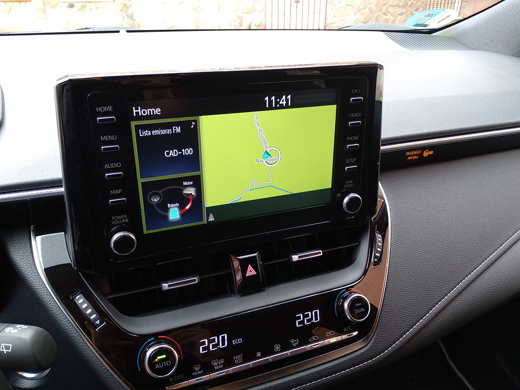 Toyota Corolla Hybrid, la nueva generación de vehículos híbridos