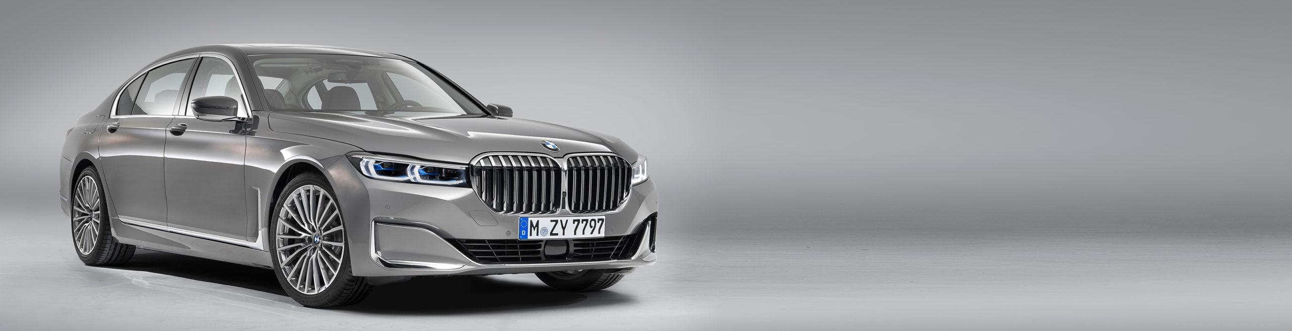 El próximo BMW Serie 7 tendrá un modelo BEV (100% eléctrico)