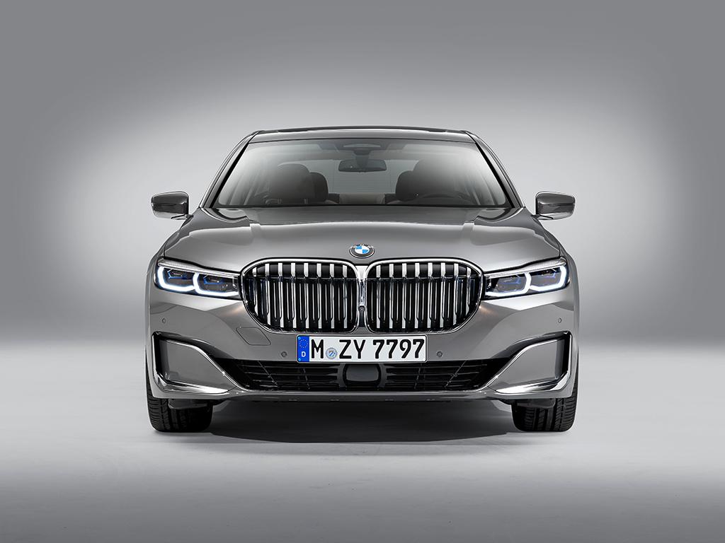 El próximo BMW Serie 7 tendrá un BEV
