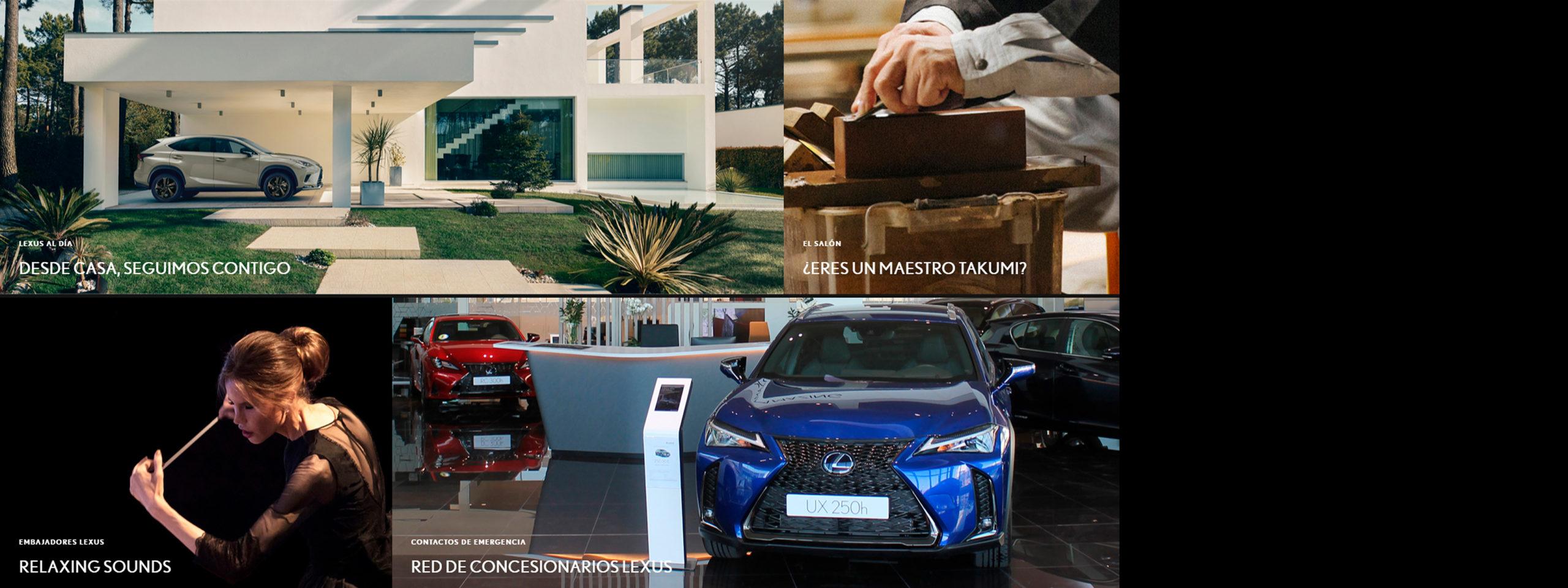 Lexus garantiza el Plan Renove a toda su gama