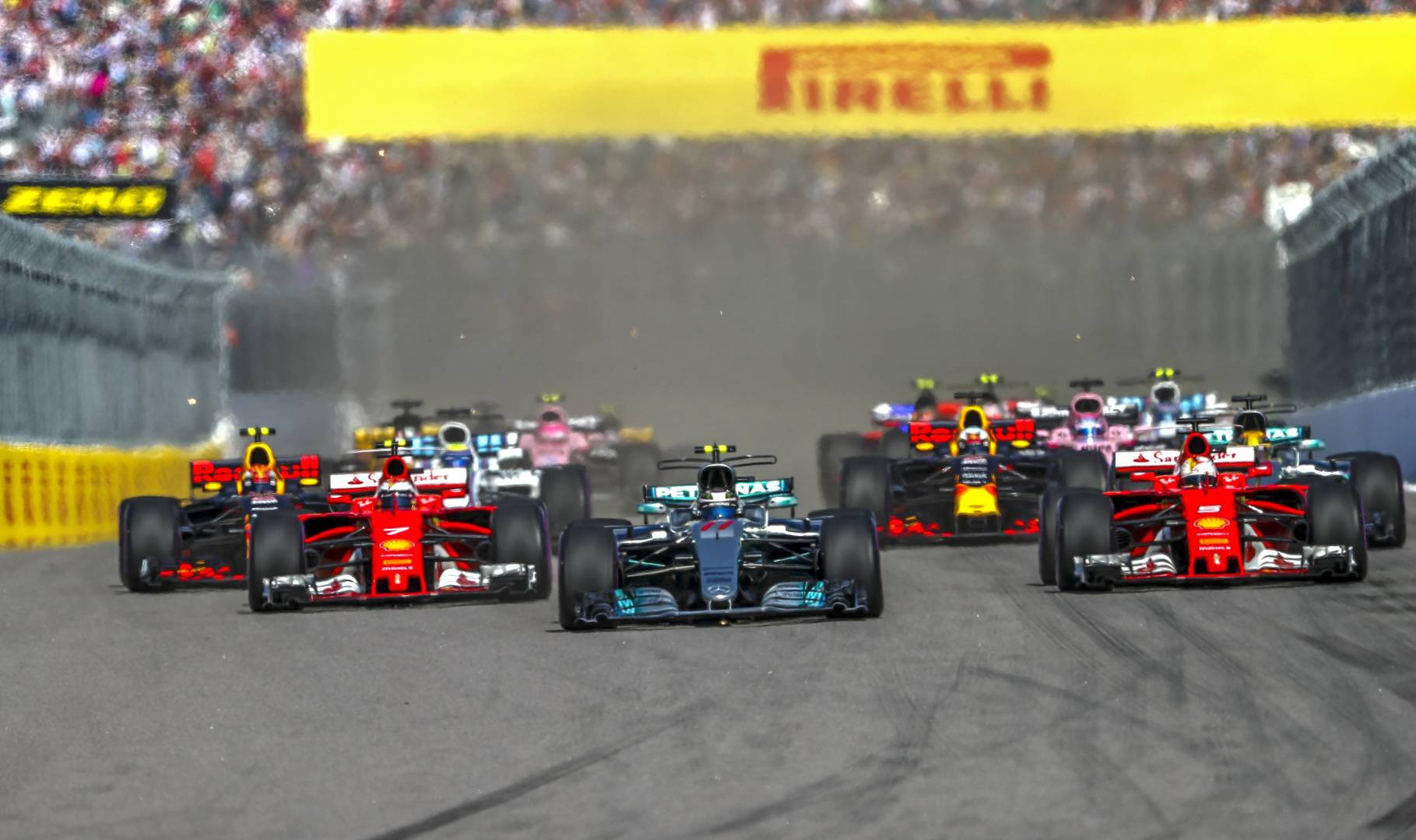 Se cancelan 3 grandes premios de Fórmula 1
