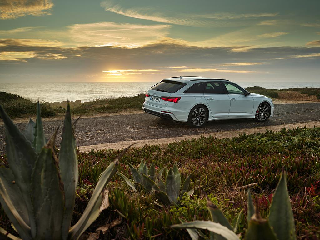 Audi A6 Avant TFSIe Quattro el nuevo PHEV de la familia