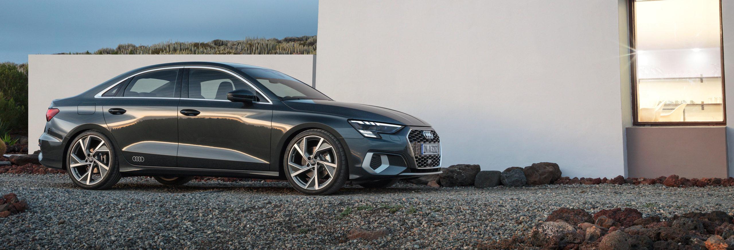 Nuevo Audi A3 con tecnología Mild Hybrid