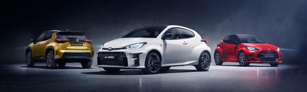 Toyota Yaris Cross, el nuevo todocamino compacto