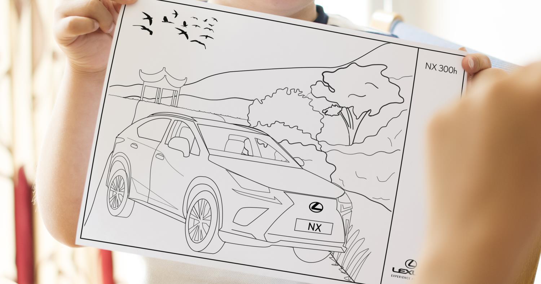 Desde casa, seguimos contigo, by Lexus