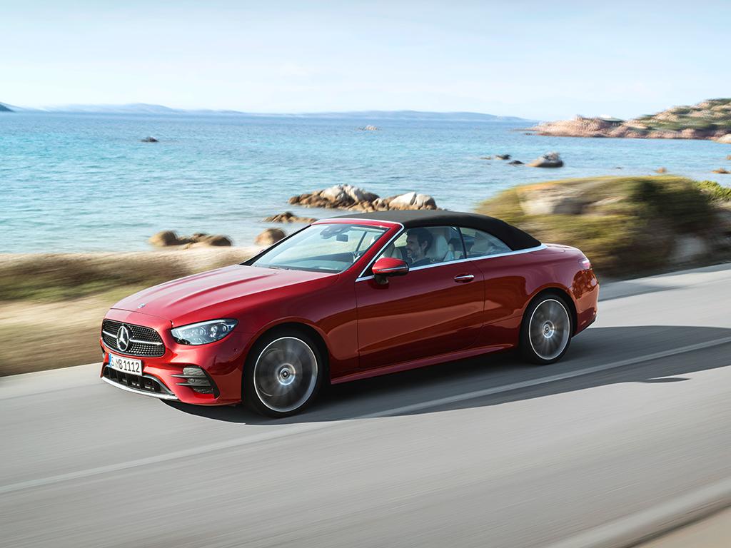 Mercedes-Benz Clase E Coupé y Cabrio