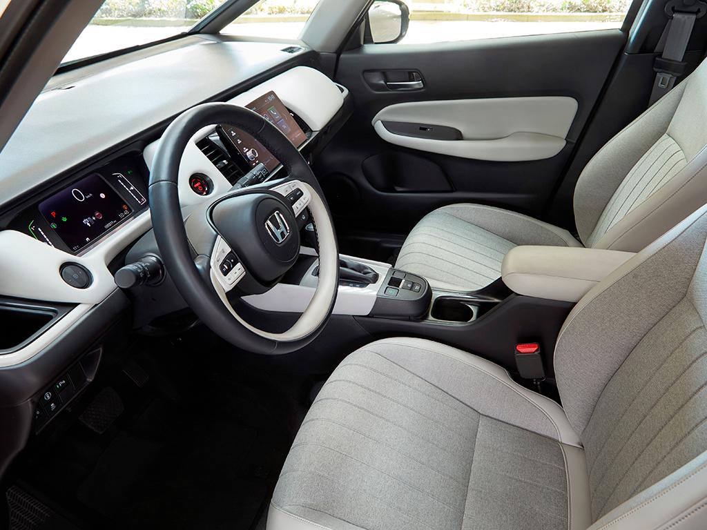 Honda Jazz extremadamente cómodo