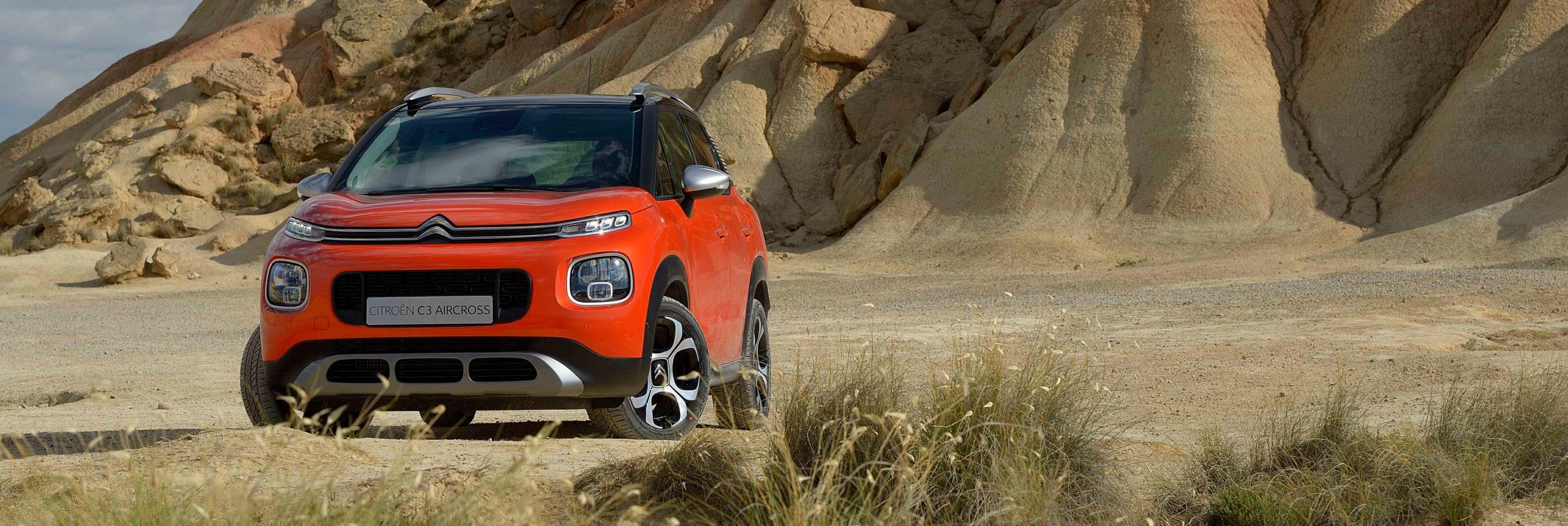 Abre la Red Comercial Citroën