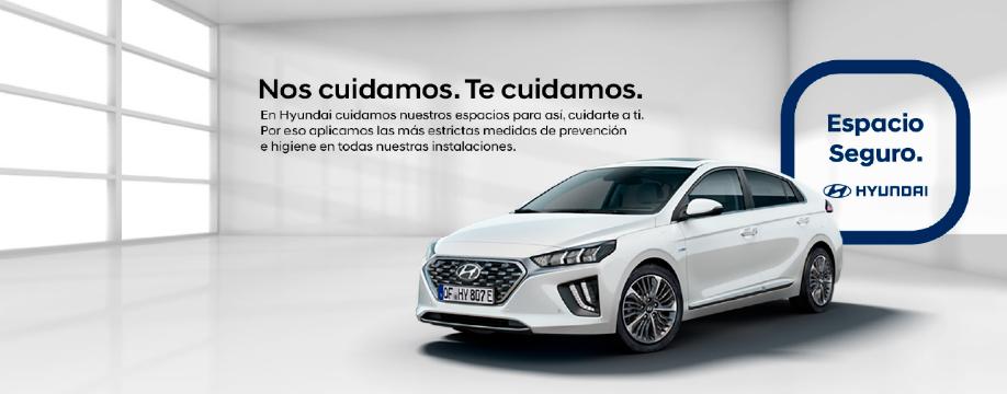 Espacio Seguro Hyundai