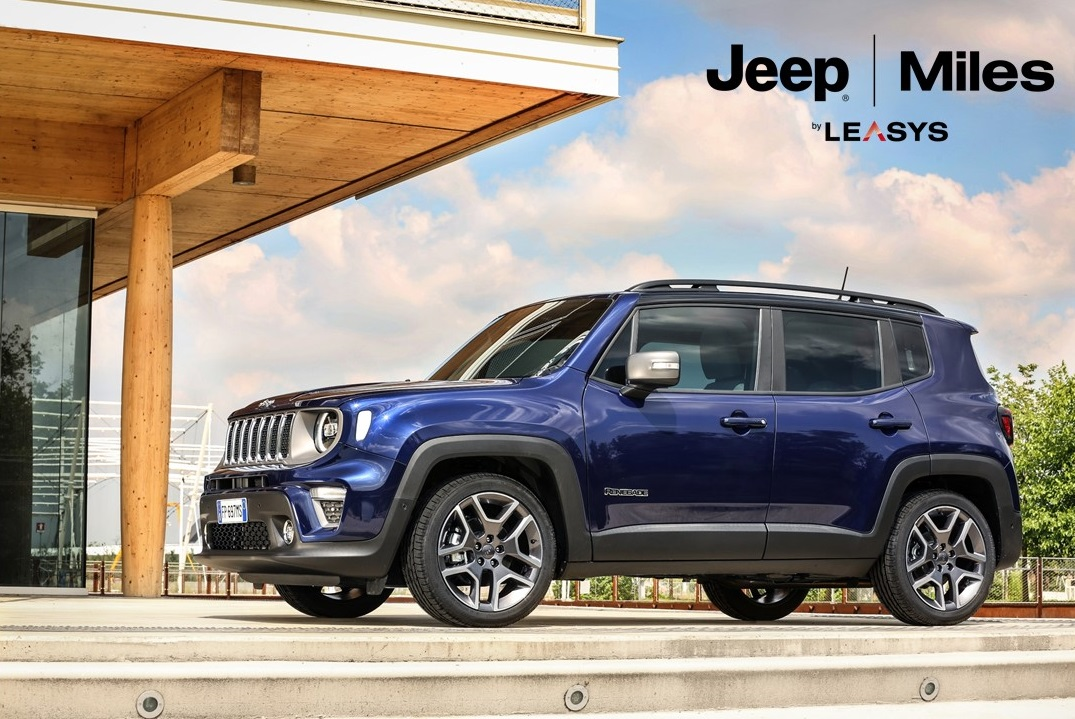 Jeep Miles, renting de pay per Use