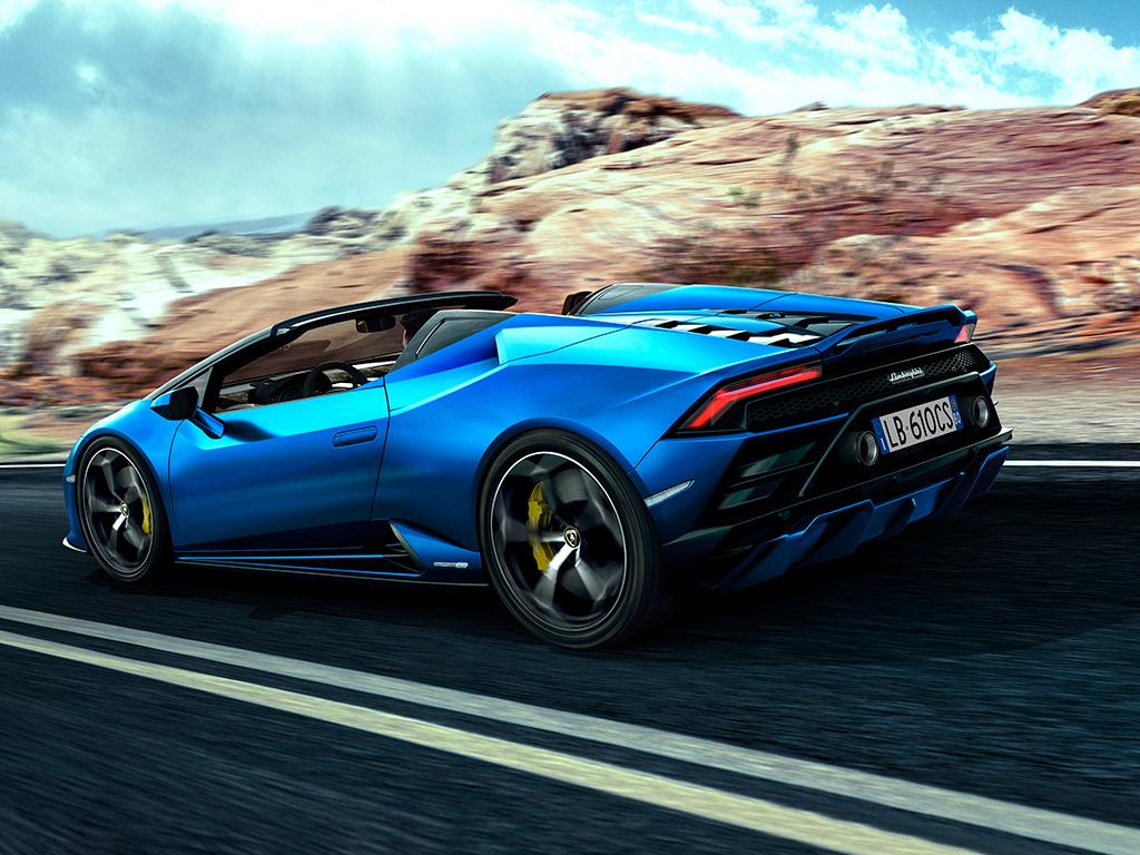 Lamborghini Huracán EVO Spyder