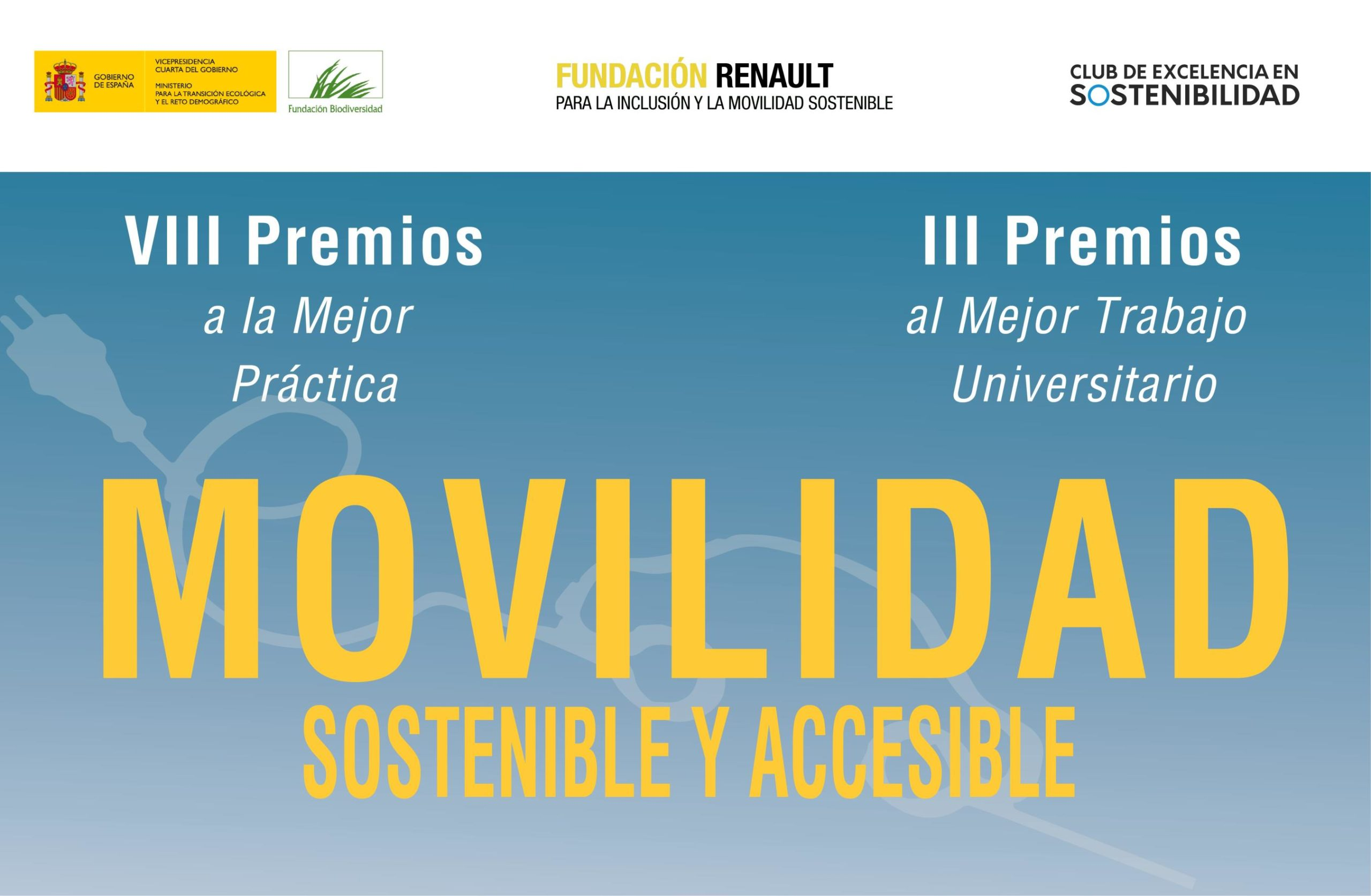 VIII edición de los Premios Movilidad Sostenible y Accesible by Renault