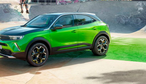 Nuevo Opel Mokka, 100% eléctrico
