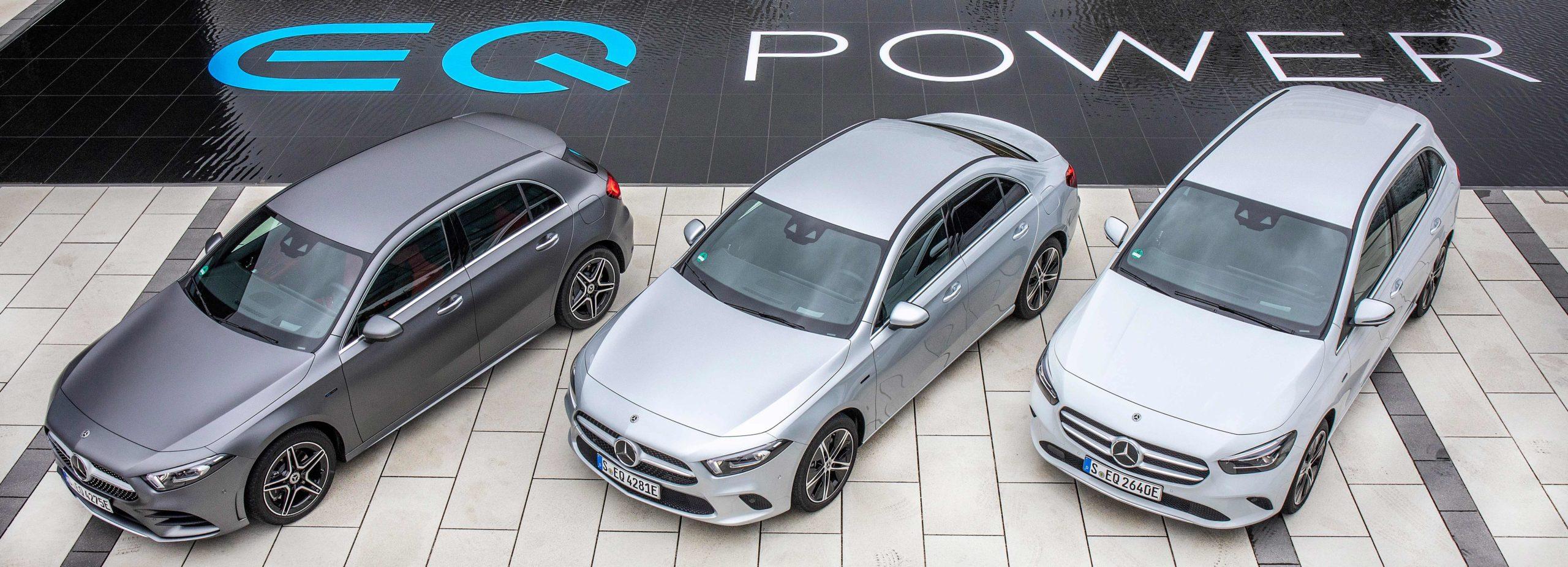 Mercedes-Benz Clase B EQ Power