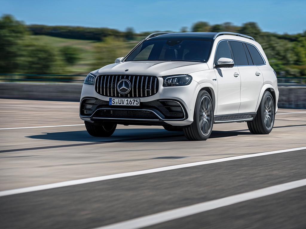 Mercedes-Benz GLE 63S y GLS 63 ya en el mercado