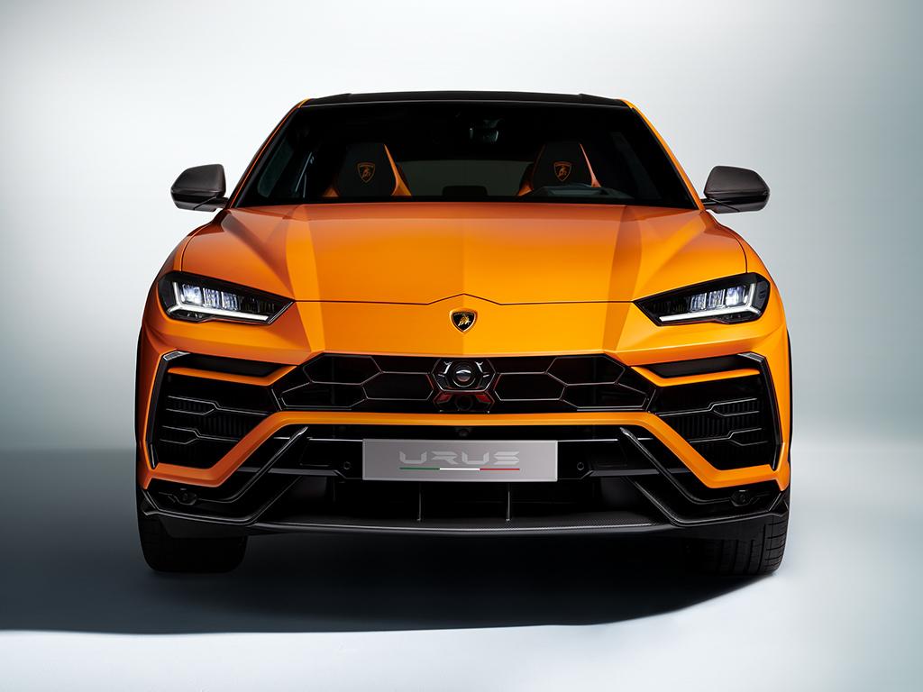 Lamborghini Urus MY2021