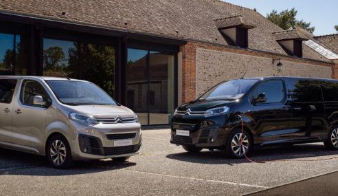 Citroën ë-SpaceTourer a la venta