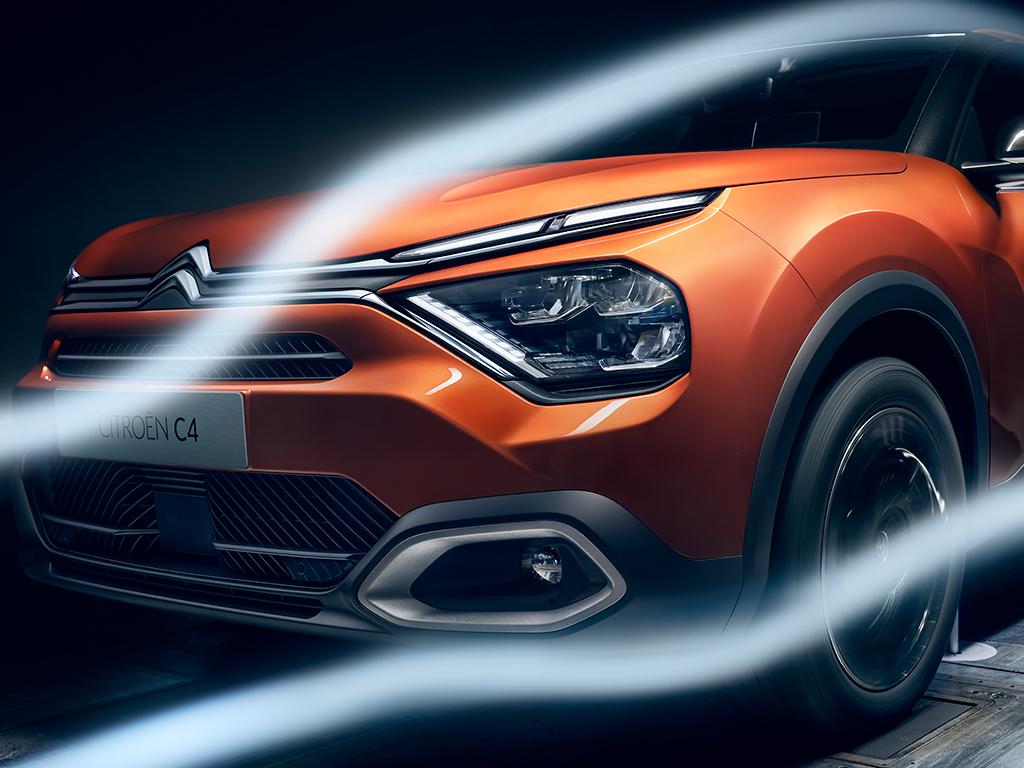 Nuevo Citroën C4 al detalle