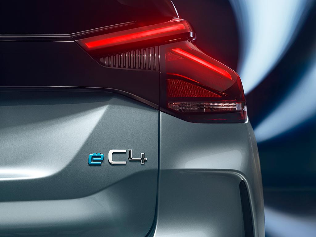 Nuevos Citroën C4 y Citroën ë-C4