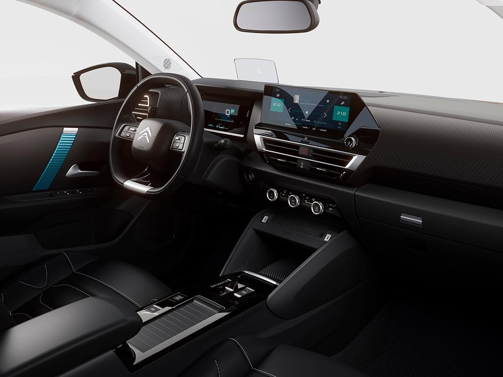 Citroën a la cabeza de la electrificación