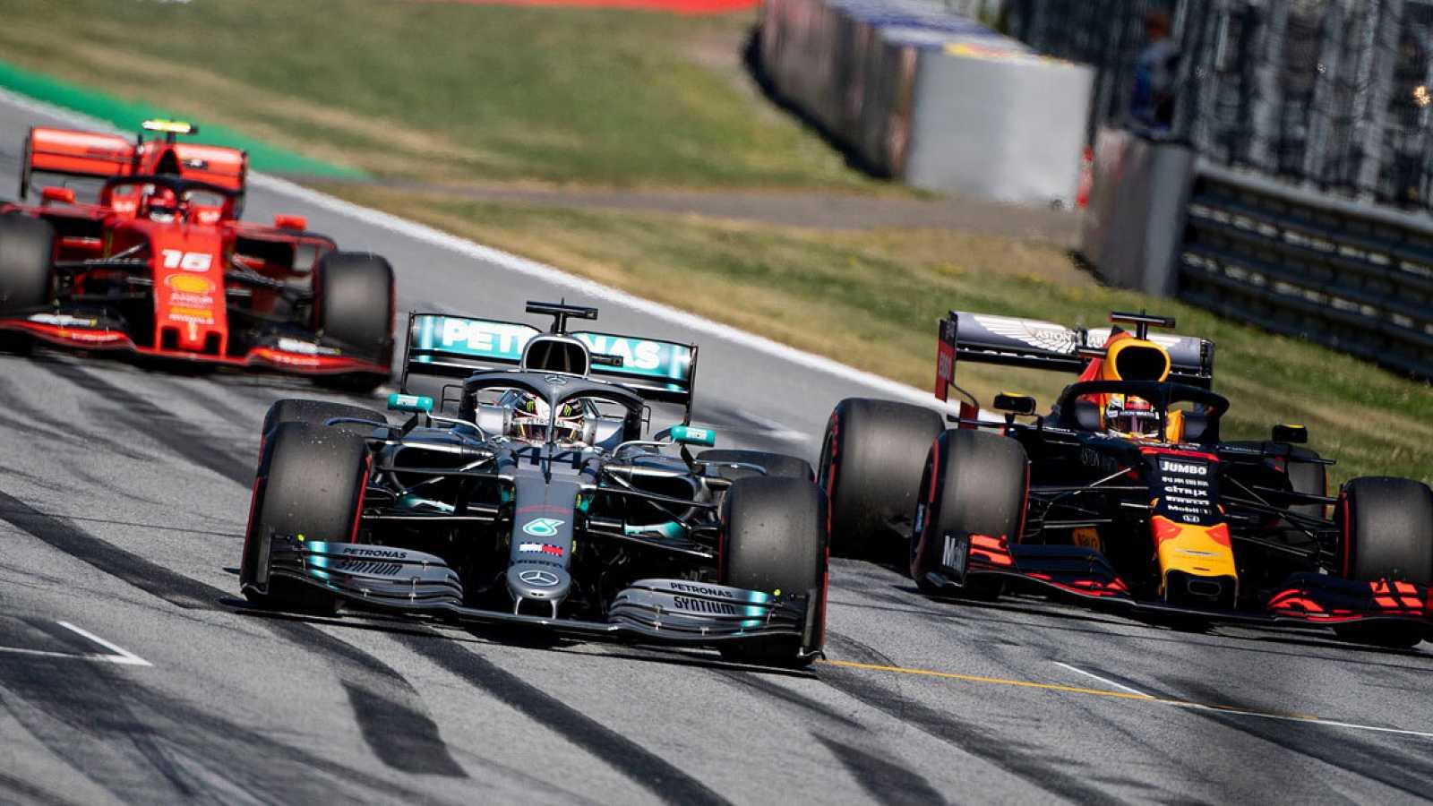 Parece que se asoma la Fórmula 1