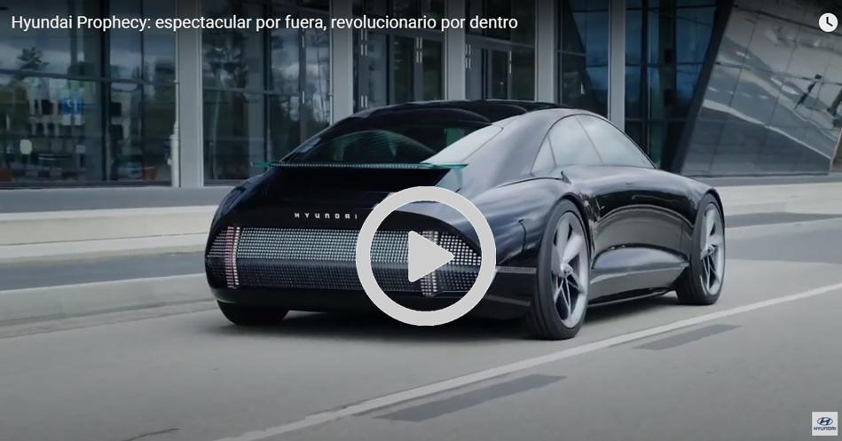 Hyundai desvela detalles del Prophecy