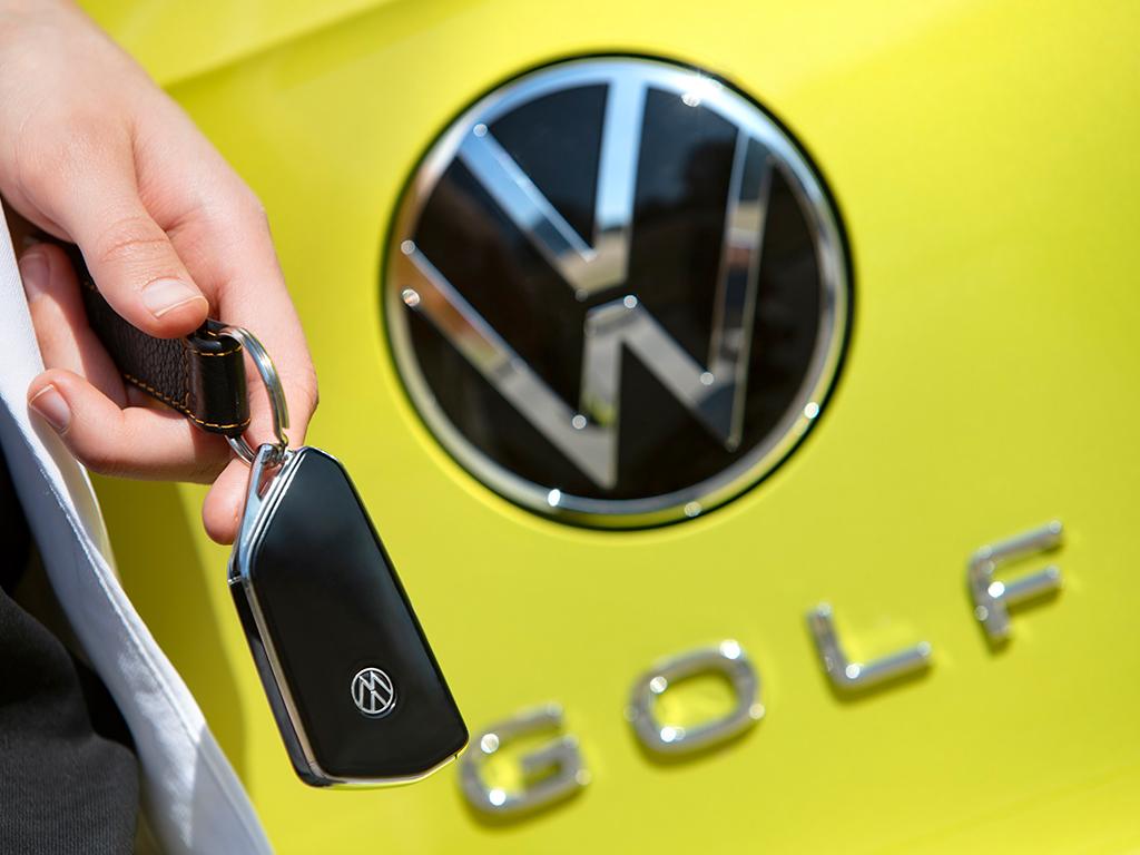 Nuevo VW Golf 8, presentación virtual