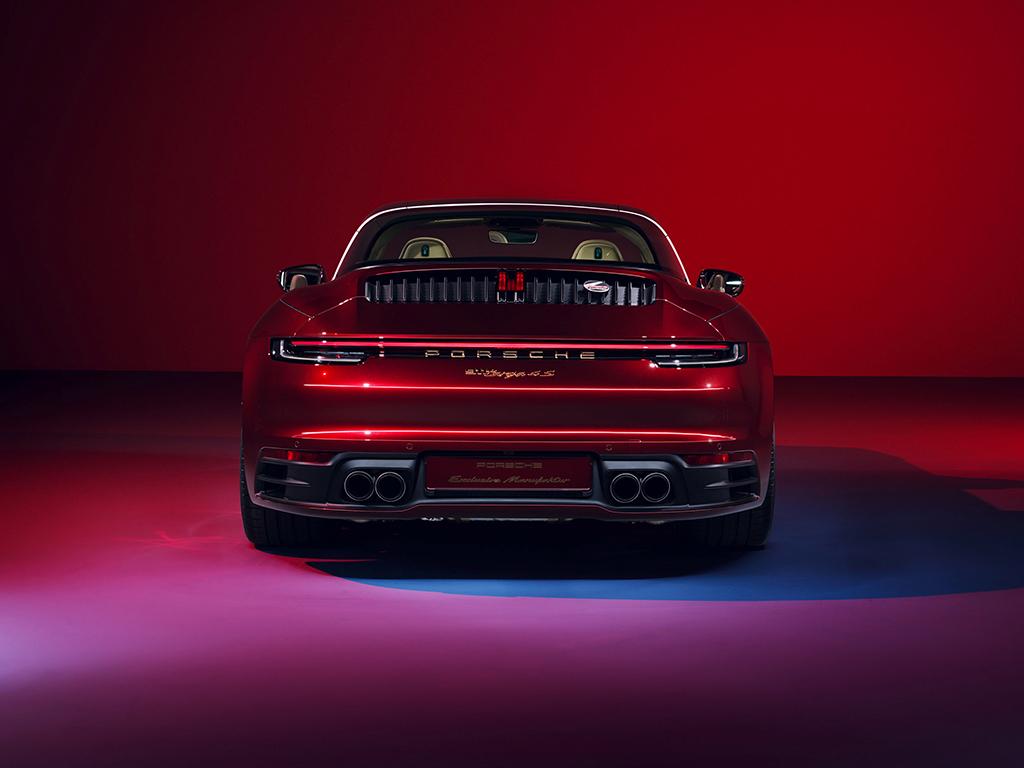 Porsche presenta su primer modelo Heritage Design