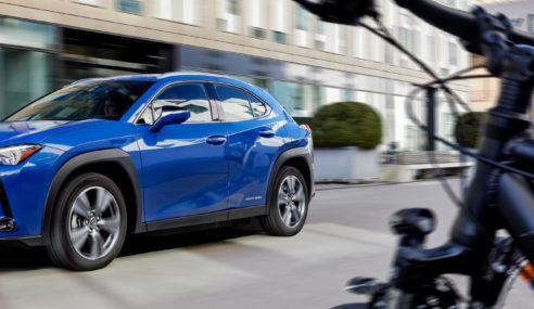 Lexus UX300e ya tiene precios en el mercado español