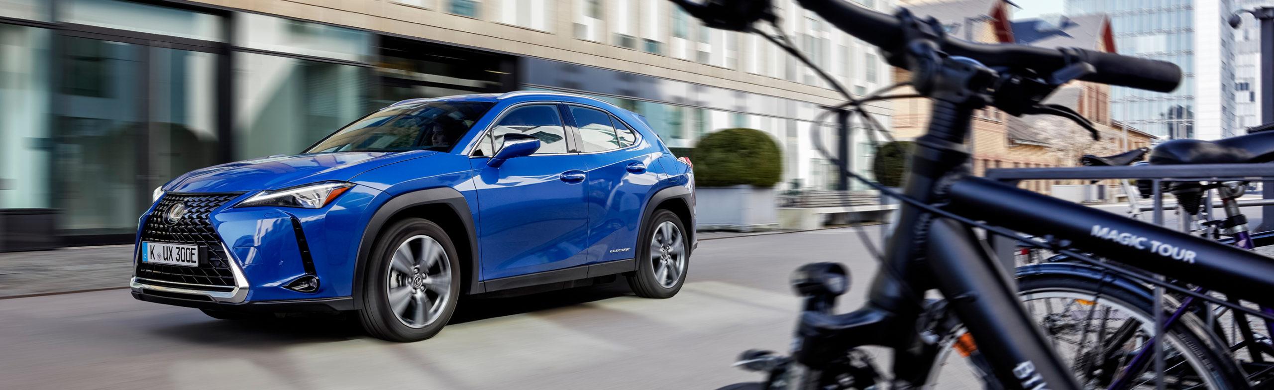 Lexus España implementa un canal online para la comercialización el UX 300e