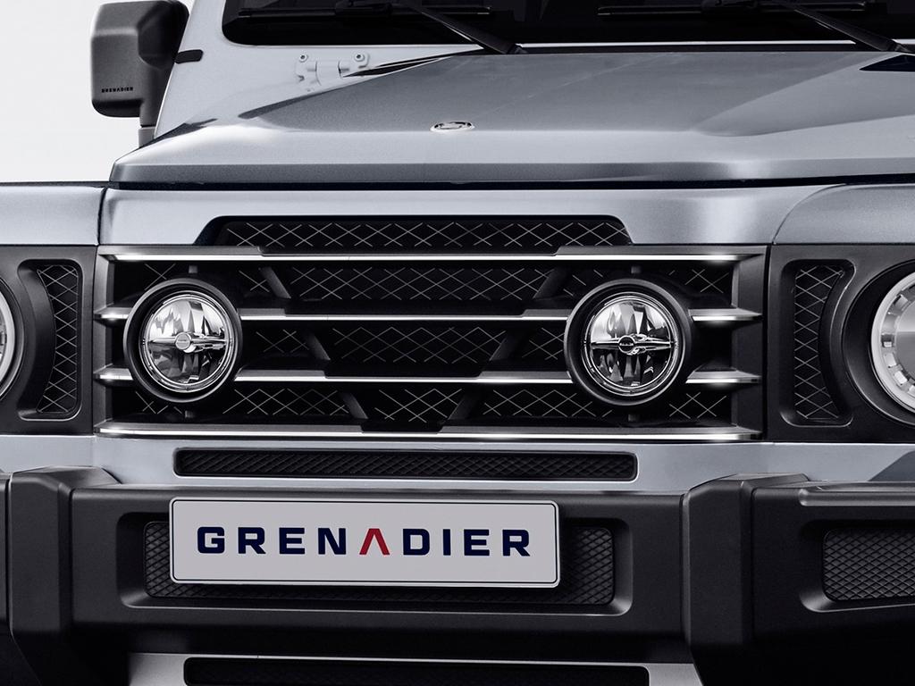 Ineos Grenadier, el 4x4 definitivo