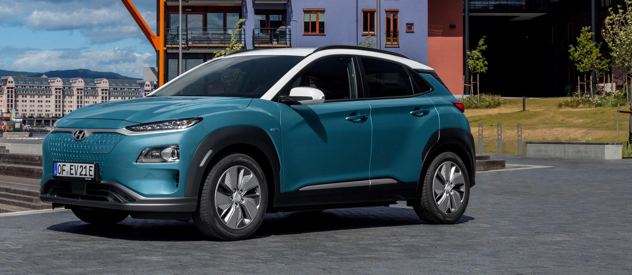 Hyundai KONA Eléctrico, supera las 100.000 ventas mundiales