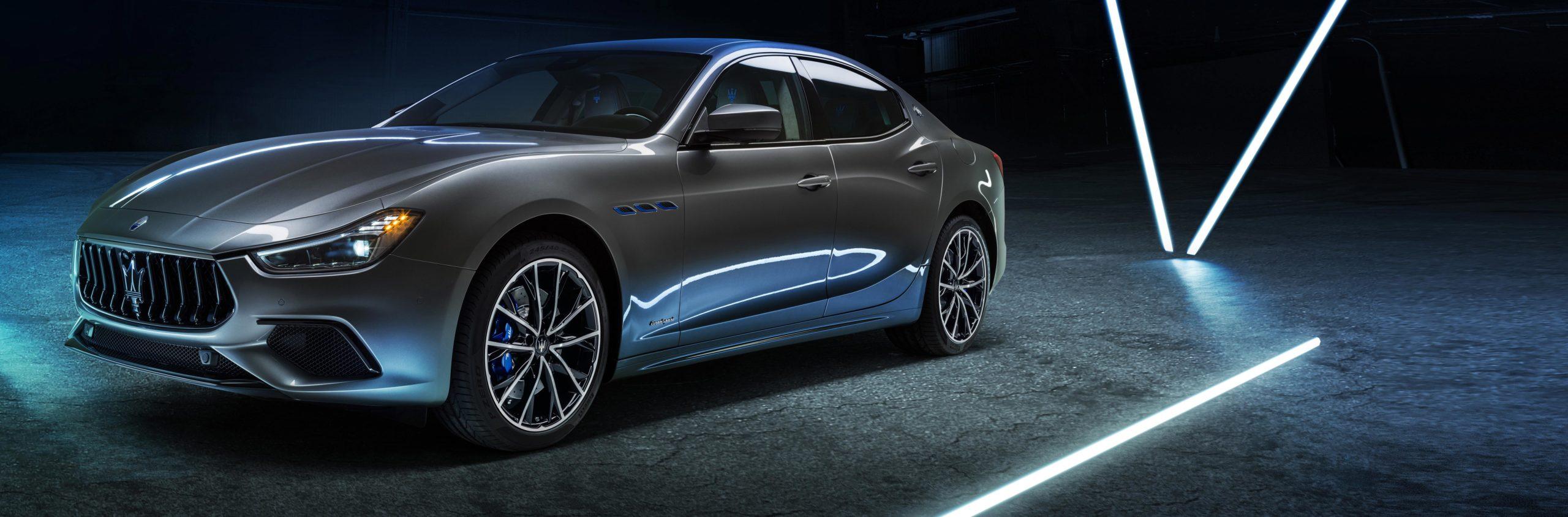Maserati Ghibli Hybrid, el primero de una nueva especie