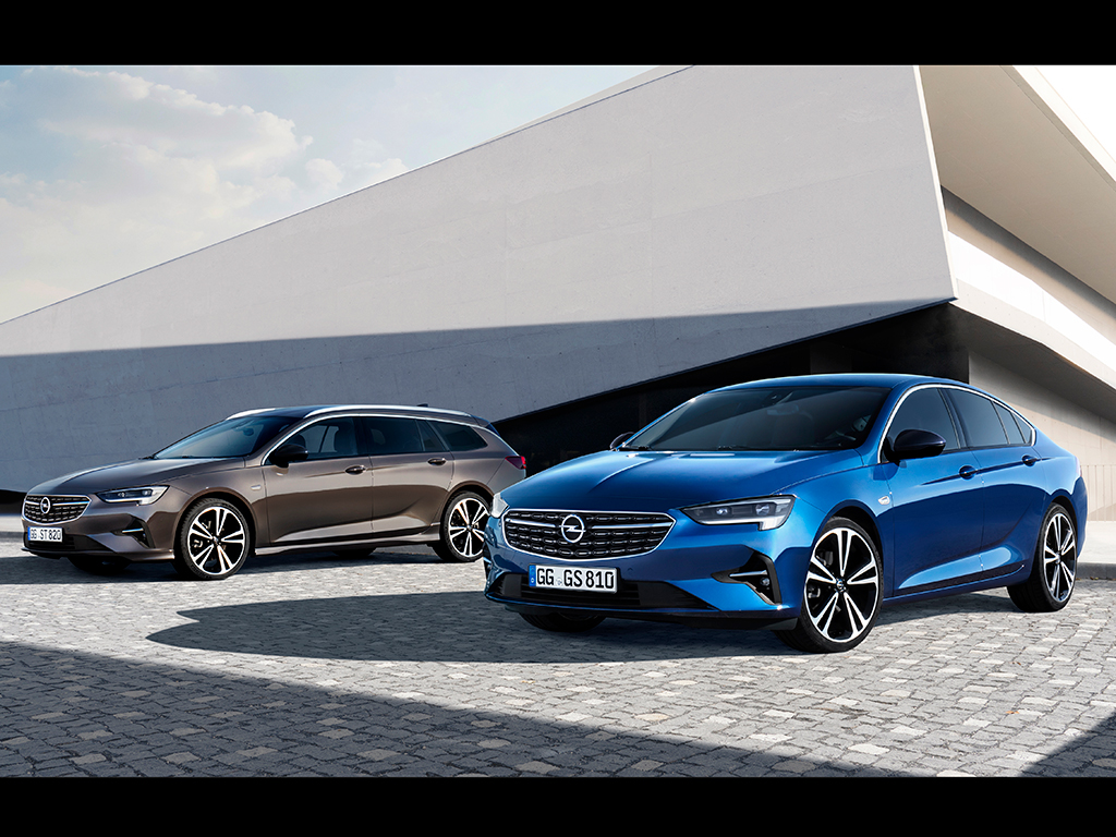 Nuevo Opel Insignia, ya admite pedidos