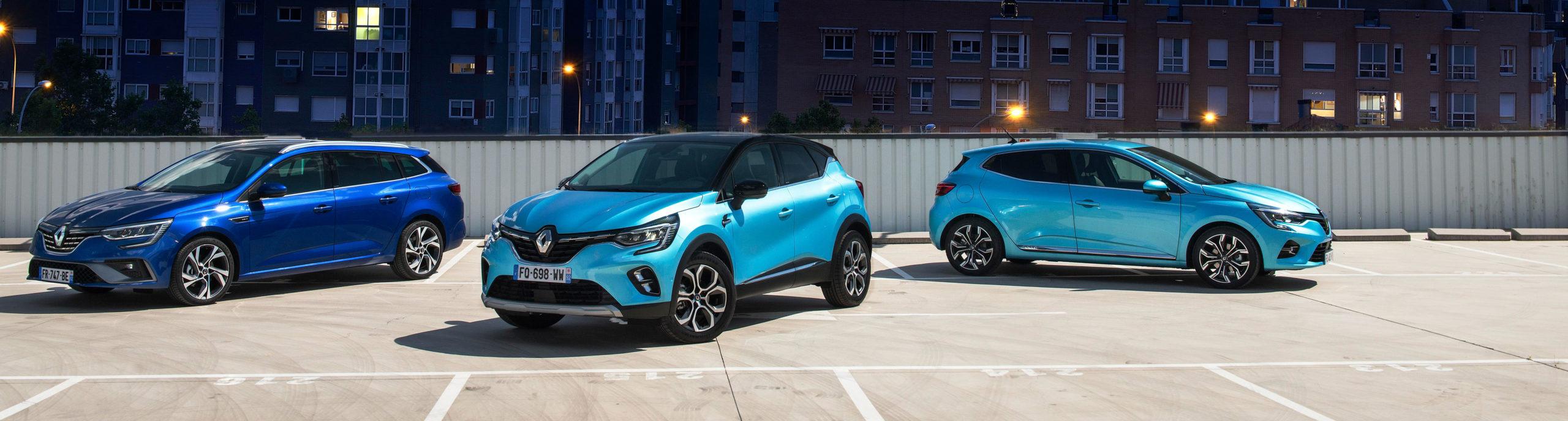 Presentación de la nueva gama e-Tech de Renault
