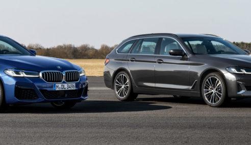 BMW Serie 5 ya tiene precios para España