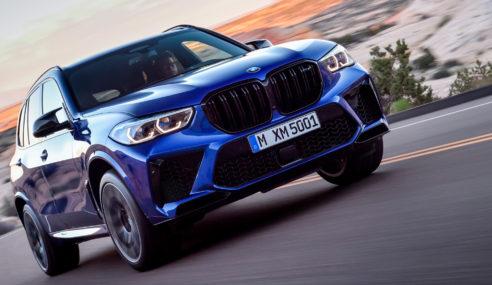 BMW X5 M y BMW X6 M, precios para España