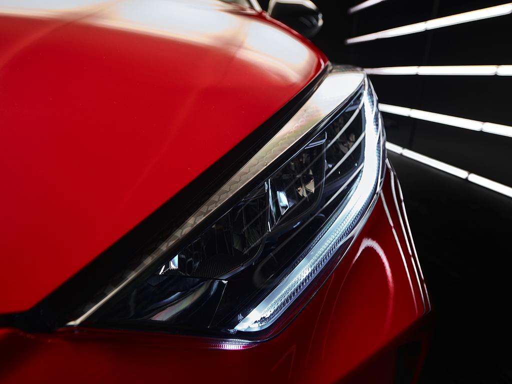 Toyota Yaris Electric