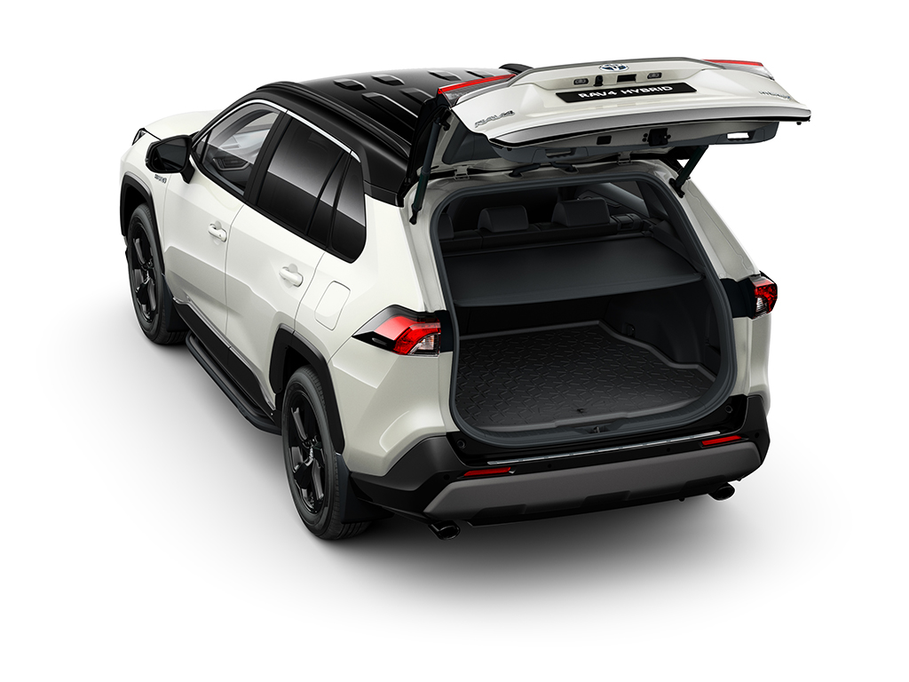 Toyota RAV4 Electric Hybrid Custom