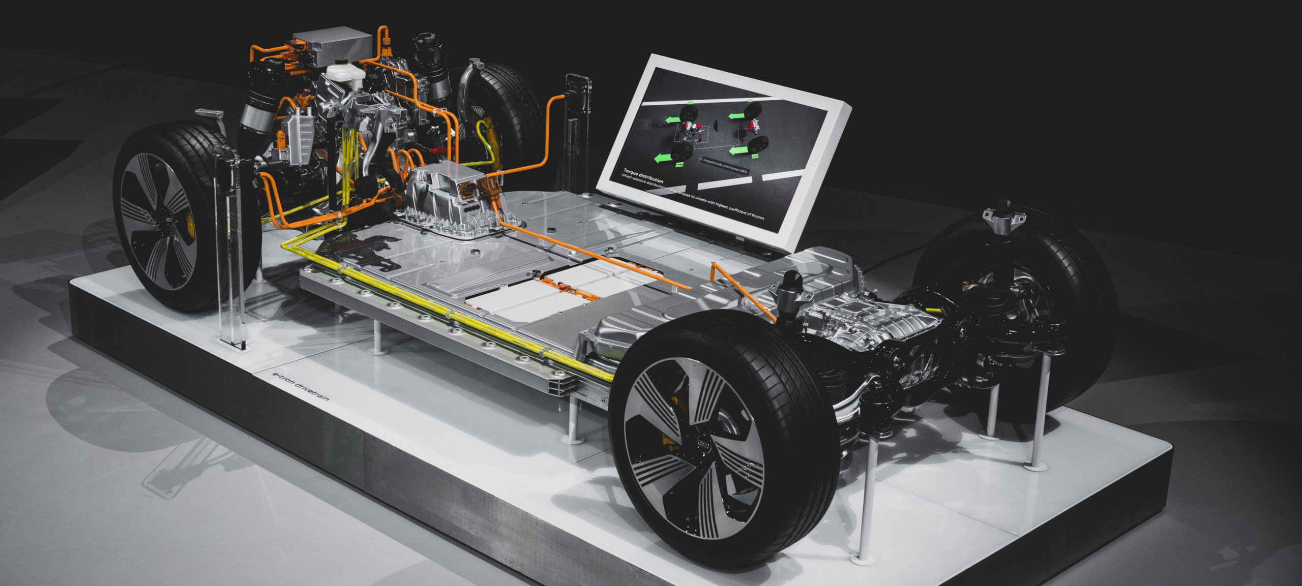 AUDI une Hardware y Software
