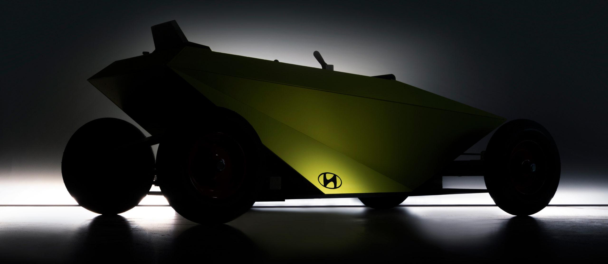 Hyundai Soapbox Ride, el último Concept Car de la marca