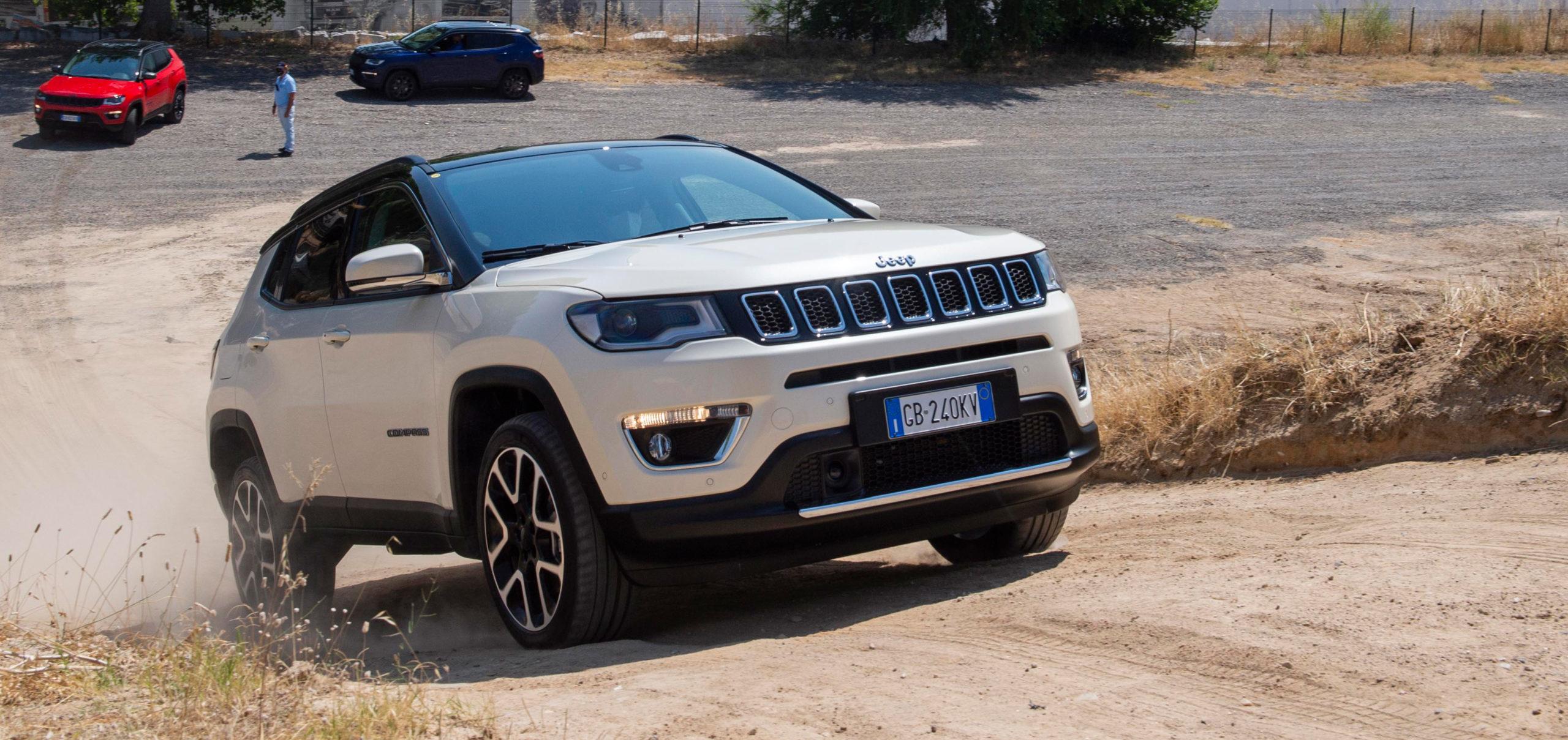 ¿Jeep de tracción delantera? El Nuevo Compass GSE