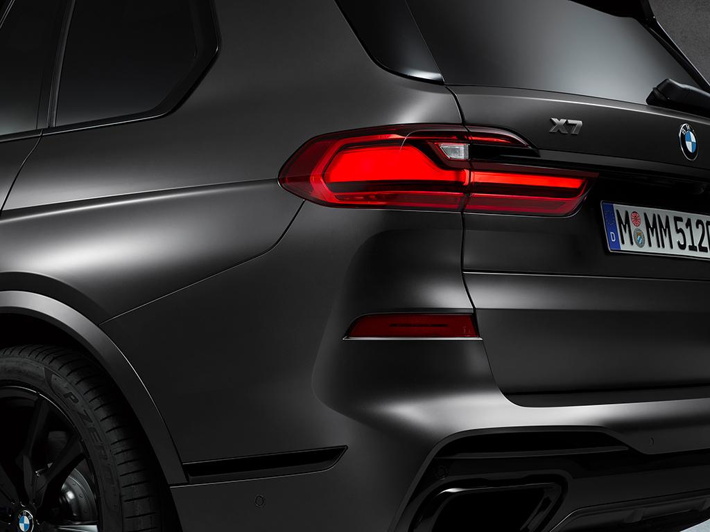 BMW X7 Dark Shadow